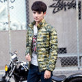 The new down light warm winter men men's clothing han edition cultivate one's morality short coat collar
