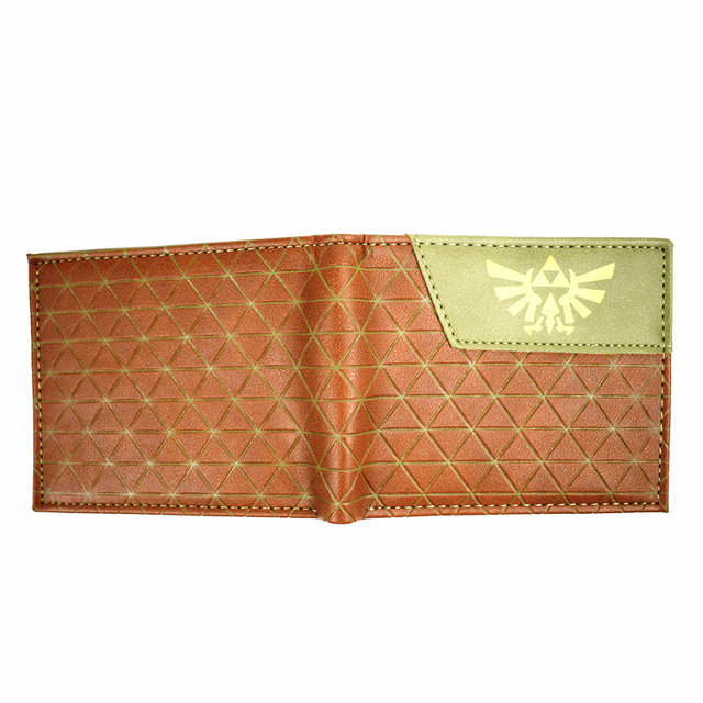 New Arrival Game  Wallet Cute Men's Short Purse High Quality With Coin Pocket for Young and Boy SE 4