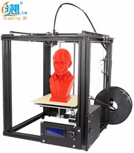 Creality Core-XY 3d принтер Ender-4 нити мониторинг принтера автоматическое выравнивание Полный металлический каркас лазерная головка 3d принтер DIY комплект