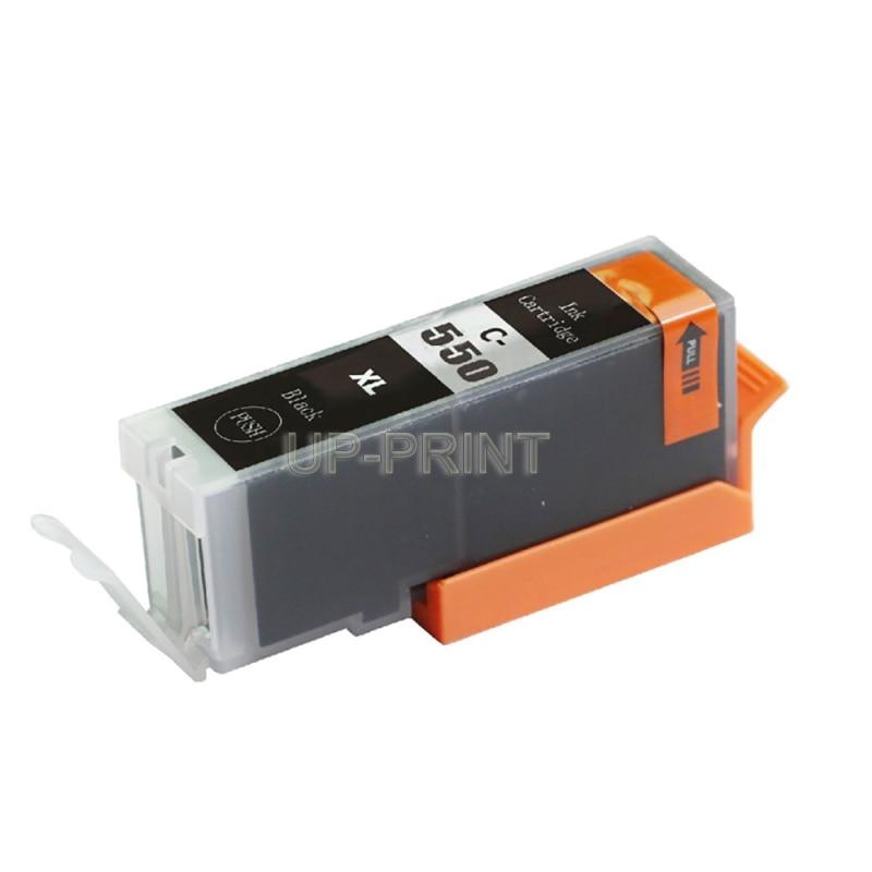 5 шт., картриджи для принтера Canon ip7250 iP8750 MG5450 MX725 MX925 MG6450 MG5550 IX6850 MG5650