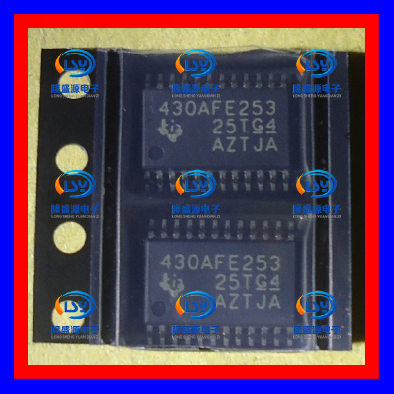 Цена MSP430AFE253IPW