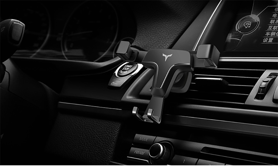 !ACCEZZ 360 Air Vent Mount For Huawei P20 iPhone 8 7 6 6s Plus Xiaomi 5 Samsung S8 S9 Degree Adjustable Gravity Car Phone Holder (17)
