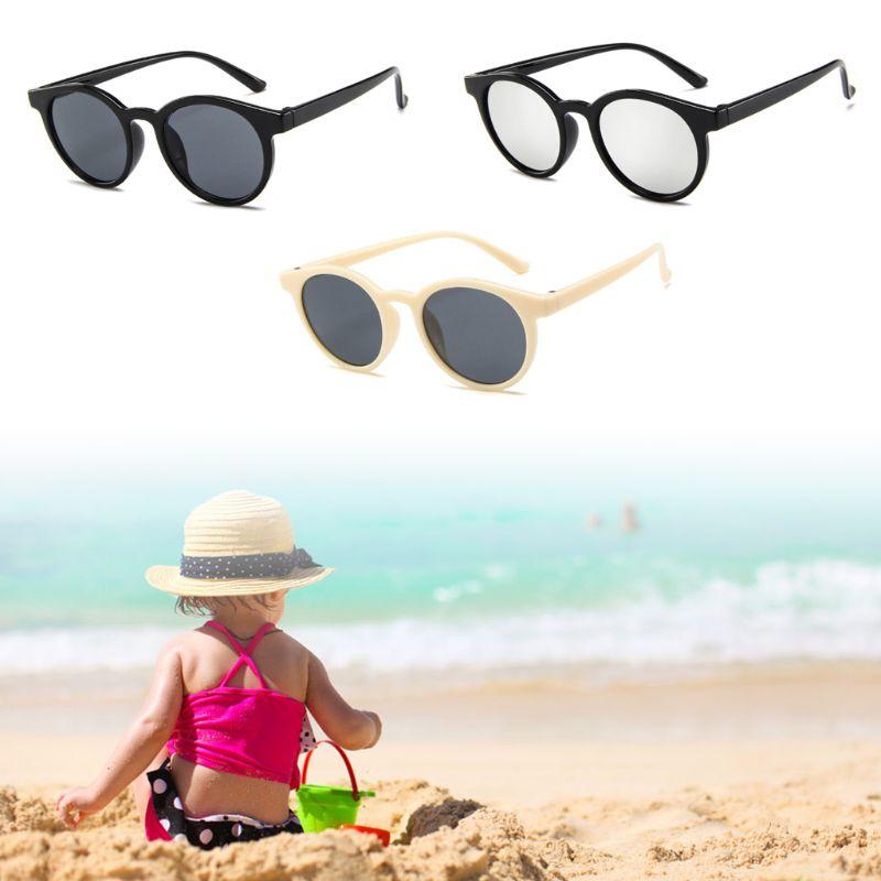 Heißer Verkauf Kinder Sonnenbrille Nette Mode Klassische Brillen Geschenke Kinder Outdoor Sport Strand Jungen Mädchen Decor Uv400 Marke Designer Gutes Renommee Auf Der Ganzen Welt