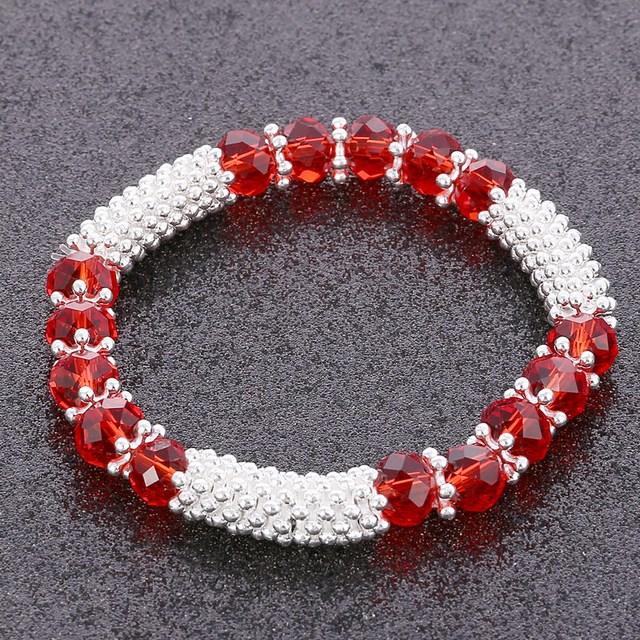 Bohemian Crystal bracelets