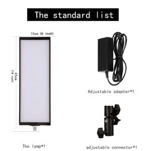 Image 2 - GSKAIWEN 60 Вт 240 шт. двухцветный светодиодный светильник для видеосъемки, студийный светильник для фотографии, мягкая лампа с регулируемой яркостью, светильник для фотосъемки