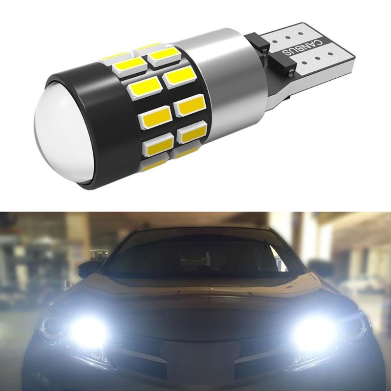 Super Bright White T10 3014 30 SMD LED Car Interior Dome License Light Bulb Lamp