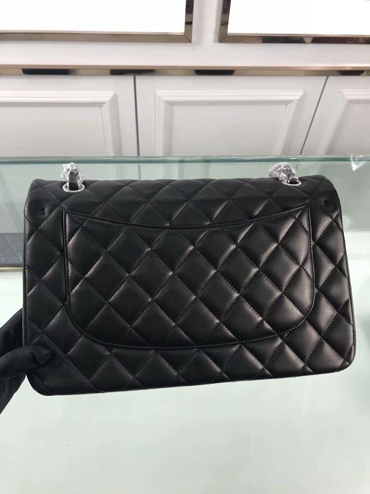 Luxus Frauen Echt Für Handtaschen M1350 Kuh Runway Weibliche Marke Designer Leder Taschen 100 Damen Berühmte Umhängetaschen EqIHdxwaqn