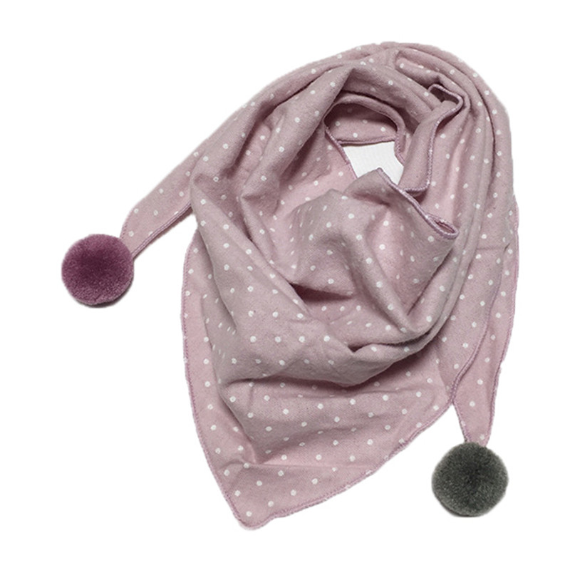Apparel Accessories Nice Cute Cotton Winter Baby Neck Ring Scarf Lics Children Girls Boys Knitted Wool O-scarves Kids Solid Color Warm Snood High Standard In Quality And Hygiene