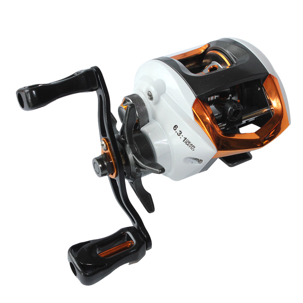 Baitcasting fly fishing reel for Baitcasting fishing reel