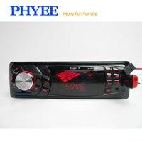 1 Din Indash Autoradio Bluetooth Car Radio Srereo Audio USB MP3 Player FM A2DP Handsfree ISO Head Unit SX MP33000BF