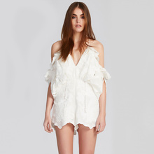 1626a9549c Buy playsuit frill and get free shipping on AliExpress.com