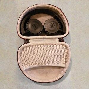 Image 5 - Жесткий Чехол для наушников JBL T450BT, коробка для беспроводных наушников, переносной чехол, портативный чехол для хранения наушников JBL T450BT