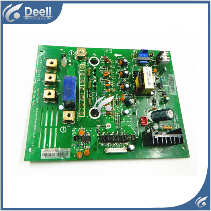 90% new used good working for air conditioning board Frequency module board ME-POWER-35A(PS22A78)-ZJ.D.1.1.1-1 frequency inverter air conditioner module board ipm201 e225877 52e8 used disassemble