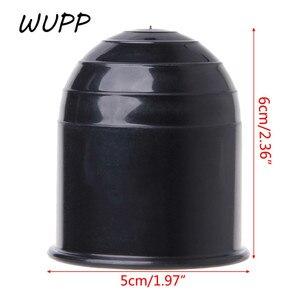 Image 4 - אוניברסלי 50MM האוטומטי Tow בר כדור כיסוי כובע תקלה קרוון קרוואן Towball להגן