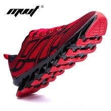 The Blade Sole Cushioning Men Running Shoes For Men Summer Breathable Men Sneakers Sport Shoes Men Zapatillas Deportivas