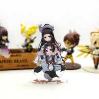 Liebe Danke Mo Dao Zu Shi Wei Wuxian Lan Wangji nette acryl stehen abbildung modell doppel-seite platte halter topper anime