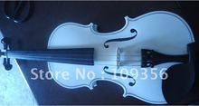 white color studen violin silver color student violin
