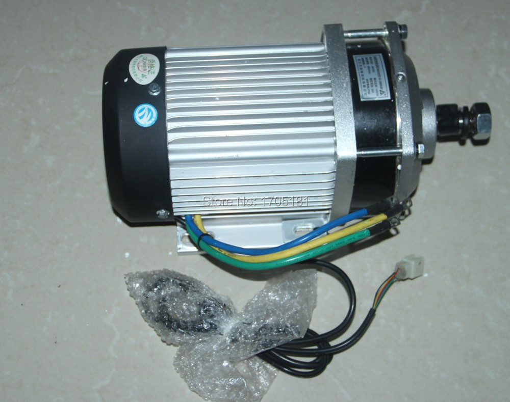60v 1200w electric scooter brushless motor diy vehicle for Electric scooter brushless motor