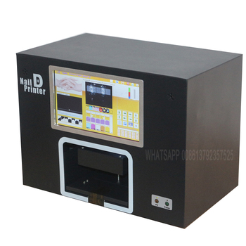 5 hand nails printing digital nail printer with touch and computer nail printer machine nails painting
