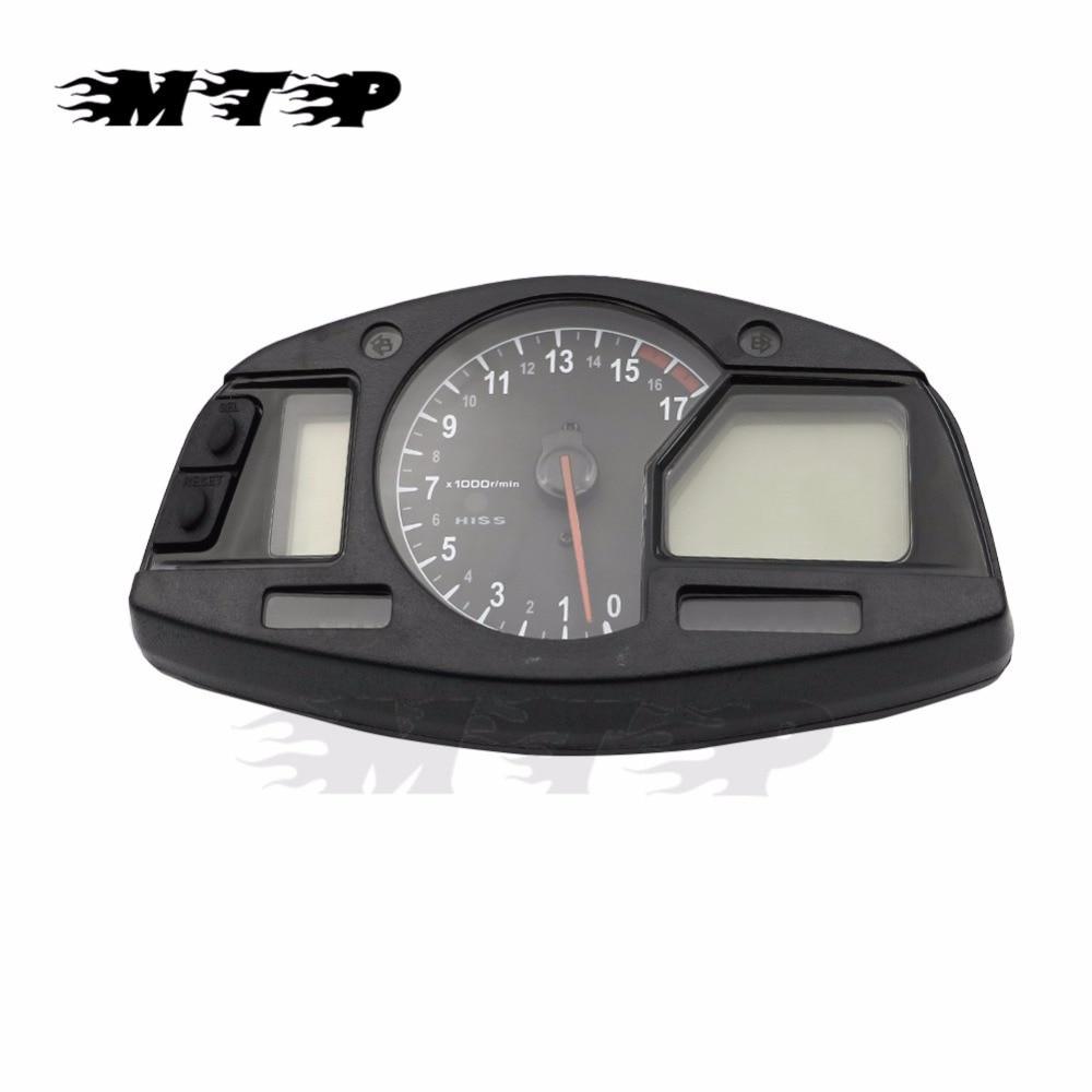 CBR600RR Europe 07 12 Speedometer Tachometer Instrument Gauges Cluster For Honda CBR 600 RR CBR 600RR