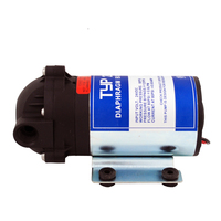 Coronflow Special Offer RO 24V 50gpd Water Booster Pump 2500NH Increase Reverse Osmosis Water System Pressure