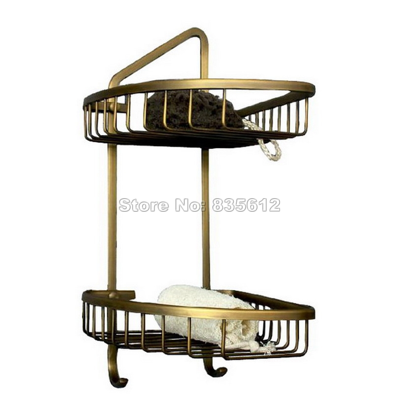 Bathroom Accessory / Wall Mounted 2 Tier Triangular Shower Caddy Shelf Bathroom Corner Rack Storage Basket Hanger Wba076 bathroom accessory wall mounted 2 tier triangular shower caddy shelf bathroom corner rack storage basket hanger wba076