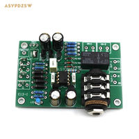 E12 I Headphone Amplifier Board With Protection Circuit Support 2 3 4 Channel