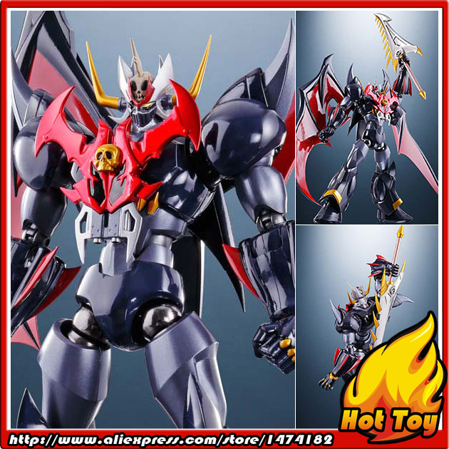 все цены на Original BANDAI Tamashii Nations Super Robot Chogokin Action Figure - Mazinkaiser SKL Final Count Ver. from