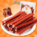 100% Natural Pet Treats Creative Boutique Dog Dry Food Beef Stick 500G