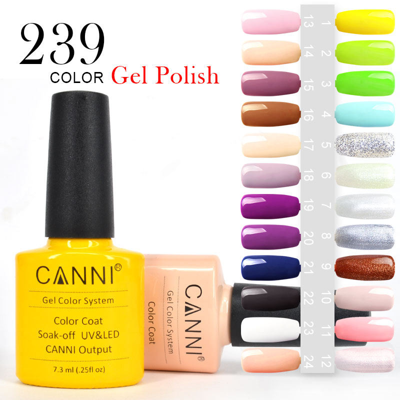 #30917 CANNI Nails Gel 2017 Professional Salon Nail Art
