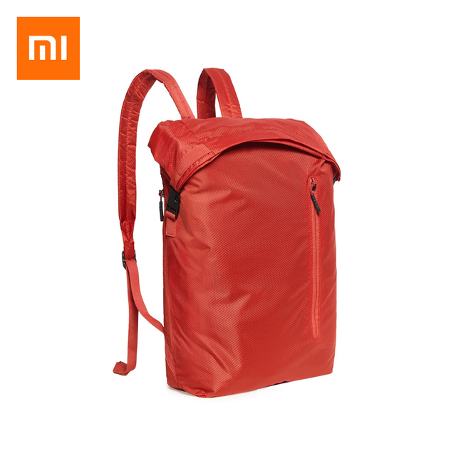 Xiaomi Sports Backpack business Multipurpose Badminton Sports Leisure  Travel Backpack Portable Bag 20L Capacity Red Blue Black 96e83d30d5