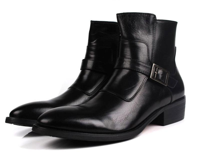 High Quality Leather Boots Mens-Buy Cheap Leather Boots Mens lots ...