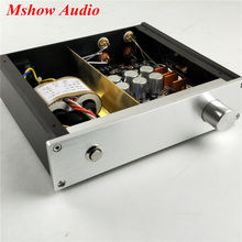 Finished High end preamp preamplifier pre amp for HIFI Audio you can adjustable Gain good sound