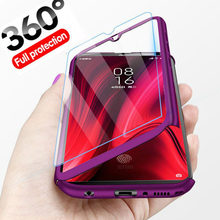Luxury 360 Full Cover Shockproof Case For Xiaomi 9T Pro 9 SE Redmi K20 Note 7 5 6 Pro 7A 6A 5A 5Plus K20pro Slim Cover Case Capa(China)