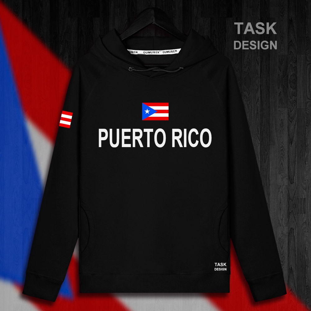Puerto Rico Rican PRI PR mens hoodie pullovers hoodies men sweatshirt new streetwear clothing Sportswear tracksuit nation 01