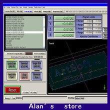Software mach3, versão mais recente em inglês, máquina de gravação mach3 r3.041