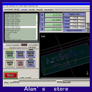 mach3 software,English newest version,Mach3 Version R3.041,mini engrave machine