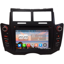 4G WIFI 4GB RAM 32GB ROM Octa Core Android 6.0 Car DVD Player Radio Stereo For TOYOTA YARIS 2005 2006 2007 2008 2009 2010 2011