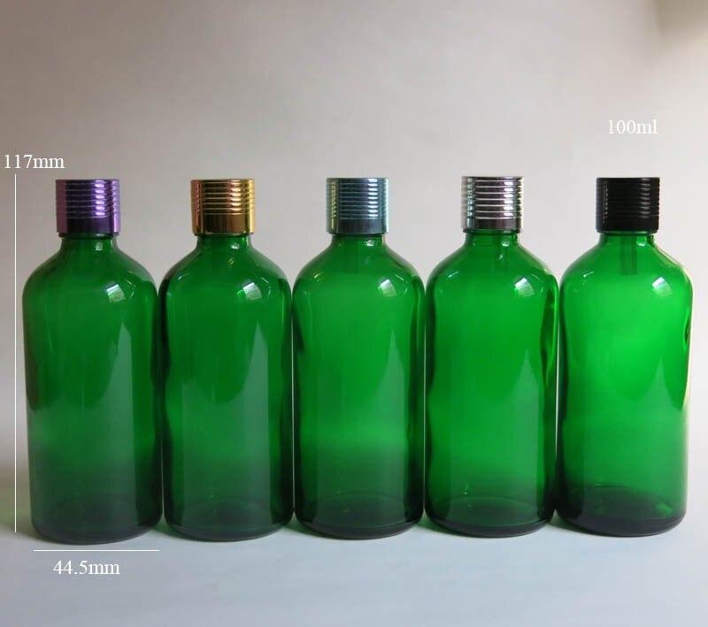 Atacado 50 Pcs 100 ml de vidro
