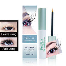 Powerful Makeup Eyelash Growth Treatments original Fulljion eyelash enhancer 7 Days Grow 2-3mm  Enhancer Eye Lash Longer Thicker