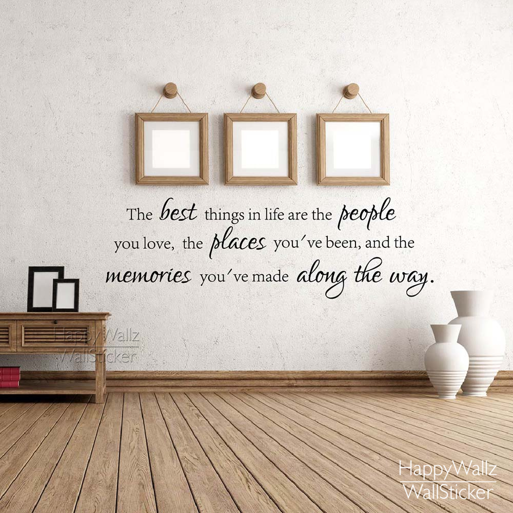 popular life quote wall decals buy cheap life quote wall decals the best things in life quote wall sticker diy life quote wall decals removable wall decors