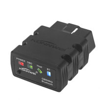 Super Mini ELM 327 Bluetooth OBD2 KW902 OBD-II Car Auto Diagnostic Scan Tools Code Reader Tool Detector