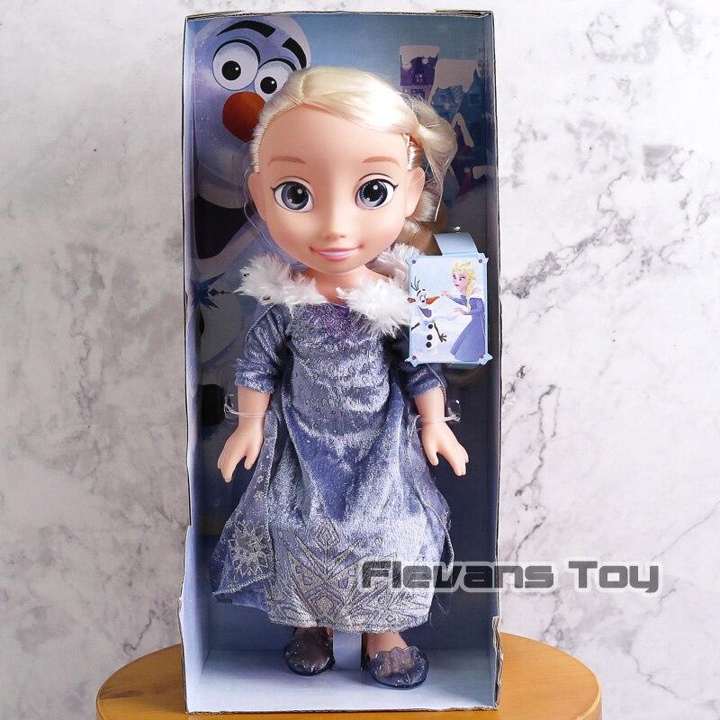 Elsa Doll Toys Gift For Girls Baby Kids Children Lovers Princesa Elsa PVC Figure Model Collectible  BrinquedosElsa Doll Toys Gift For Girls Baby Kids Children Lovers Princesa Elsa PVC Figure Model Collectible  Brinquedos
