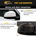 Free shipping FIT FOR BMW F15 X5 2014+ F16 X6 2015+ OEM Carbon Fiber Side Mirror Covers