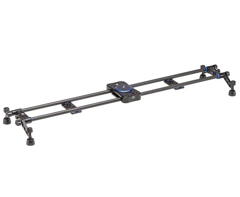 Benro MoveOver12 C12D9 C08D9 18mm 22mm Dual Carbon Rail 900mm Slider