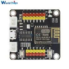 DM silne Wifi bezprzewodowa tarcza rozwoju pokładzie internet rzeczy ESP8285 ESP-M2 CH340 SPI Micro USB dla Arduino IDE ESP-M3