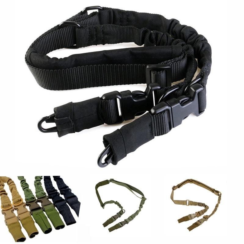 USA Tactical 2 Point Gun Sling Shoulder Strap Outdoor Rifle Sling Handing Gun Belt Hunting Rifle Gun Accessories