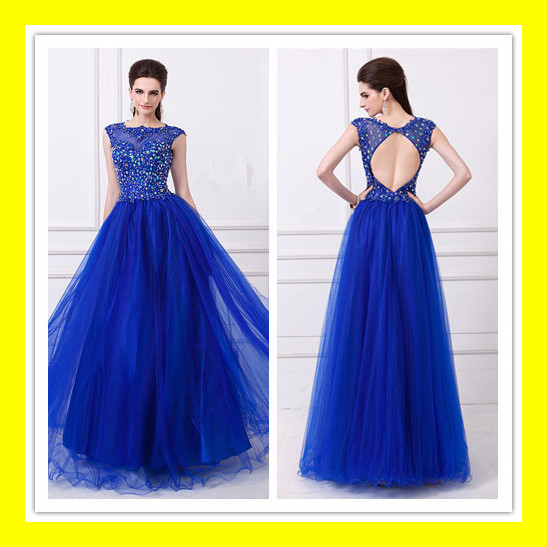 Dark Blue Prom Dresses Uk Shops Dress Girl Sue Wong Used Sale A Line ...