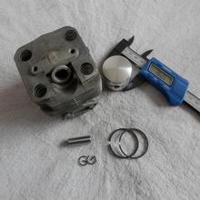 G3K цилиндр Поршневой Комплект 36 мм для ZENOAH G35L BC/BK3410 3402 4700 триммер кусторез ZYLINDER в сборе KOBLE кольцо булавки зажимы в сборе