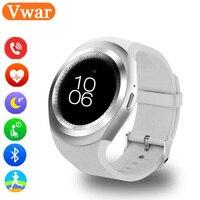 Vwar Y1 plus Bluetooth Herzfrequenz Smart Armband mit Blutdruckmessgerät Fitness Tracker Sport Band Relogio Smart Uhr